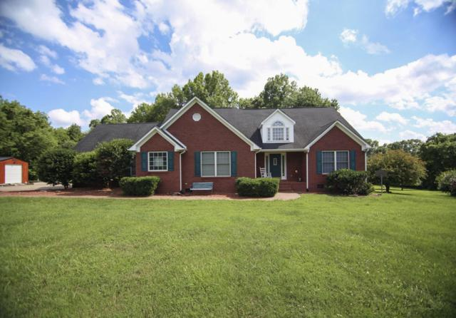 1352 Iron Bridge Rd, Columbia, TN 38401 (MLS #RTC2053386) :: Village Real Estate