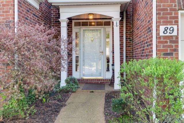 231 Green Harbor Rd Unit 89 #89, Old Hickory, TN 37138 (MLS #RTC2053466) :: HALO Realty