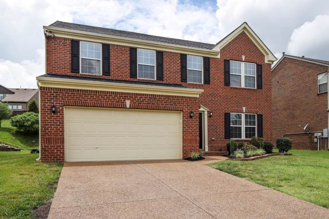 276 Cobblestone Lndg, Mount Juliet, TN 37122 (MLS #RTC2053472) :: Maples Realty and Auction Co.