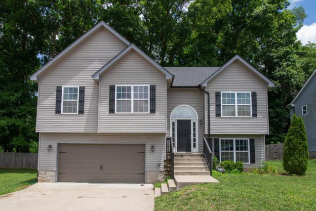 1245 Meachem Dr, Clarksville, TN 37042 (MLS #RTC2053544) :: Village Real Estate