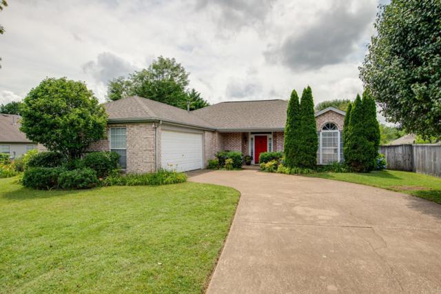 2305 Lance Ln, Spring Hill, TN 37174 (MLS #RTC2053547) :: Village Real Estate