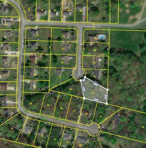 0 Larkspur Ct. Lot 35, Tullahoma, TN 37388 (MLS #RTC2053642) :: Maples Realty and Auction Co.