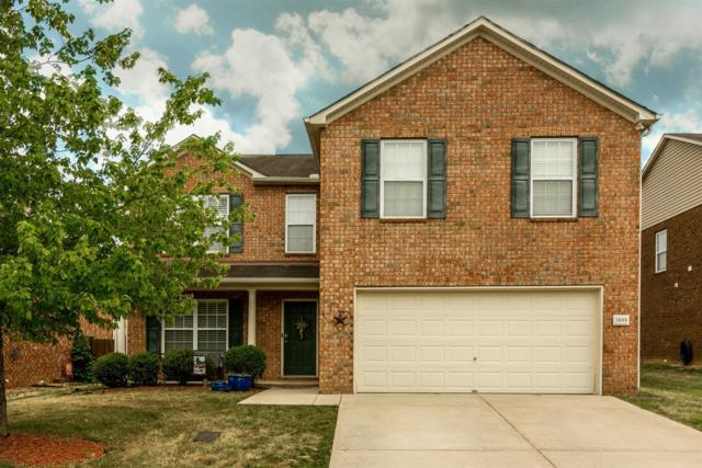 1009 Gannett Rd, Hendersonville, TN 37075 (MLS #RTC2053714) :: Nashville on the Move
