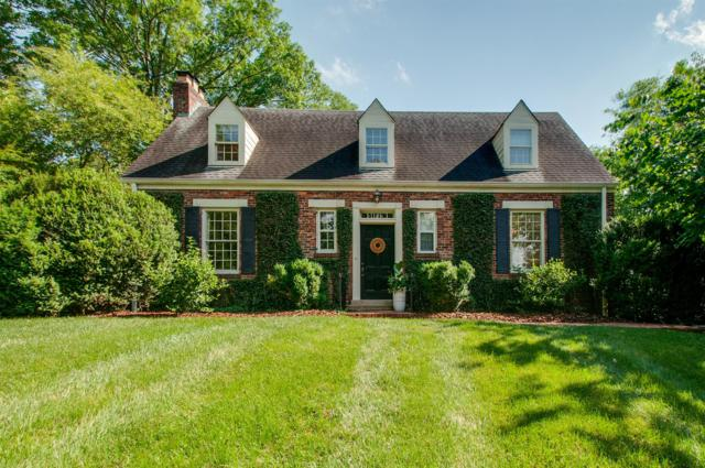 5 Carriage Hill, Nashville, TN 37205 (MLS #RTC2053718) :: Nashville on the Move