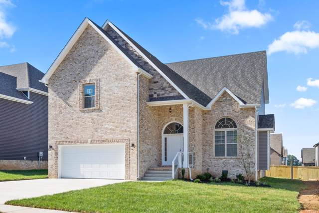 100 Locust Run, Clarksville, TN 37043 (MLS #RTC2053805) :: Hannah Price Team