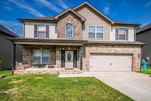 983 Smoots Drive, Clarksville, TN 37042 (MLS #RTC2053920) :: Cory Real Estate Services