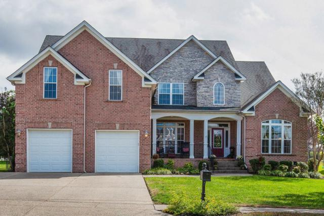 1207 White Rock Rd, Spring Hill, TN 37174 (MLS #RTC2053922) :: Village Real Estate