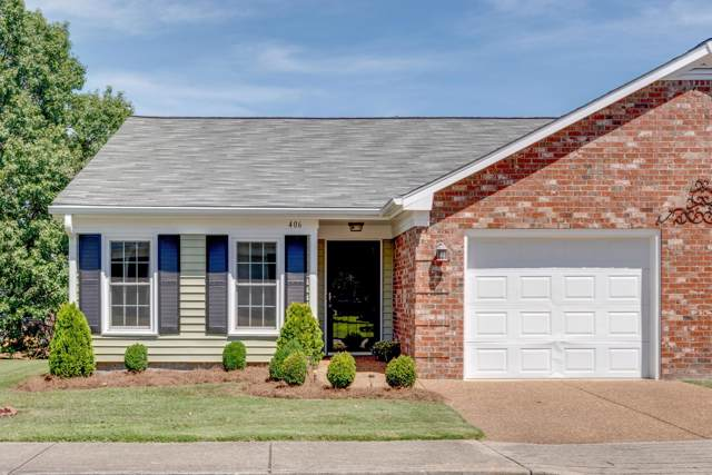 406 Siena, Nashville, TN 37205 (MLS #RTC2054059) :: REMAX Elite