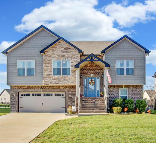 1137 N Ja Tate Dr, Clarksville, TN 37043 (MLS #RTC2054255) :: Nashville on the Move