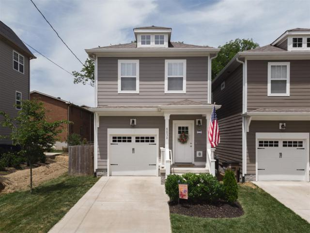 603A Ries Ave, Nashville, TN 37209 (MLS #RTC2054275) :: CityLiving Group