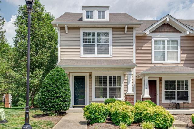 516 Flintlock Ct #564, Nashville, TN 37217 (MLS #RTC2054310) :: CityLiving Group