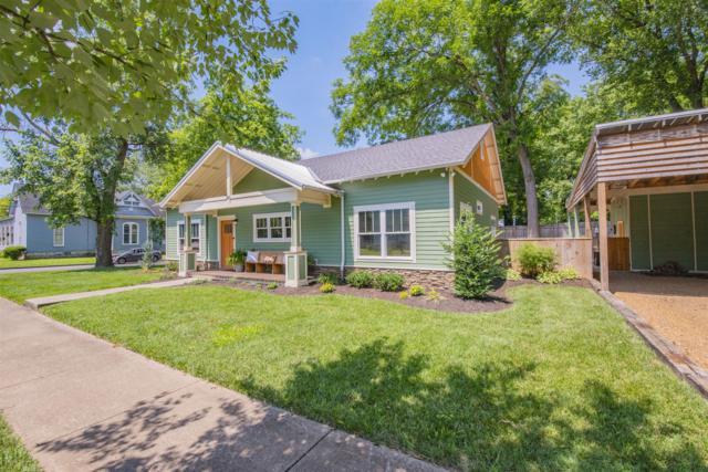 603 N Maney Ave, Murfreesboro, TN 37130 (MLS #RTC2054366) :: Village Real Estate