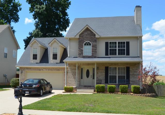3468 Melrose Dr, Clarksville, TN 37042 (MLS #RTC2054410) :: Village Real Estate