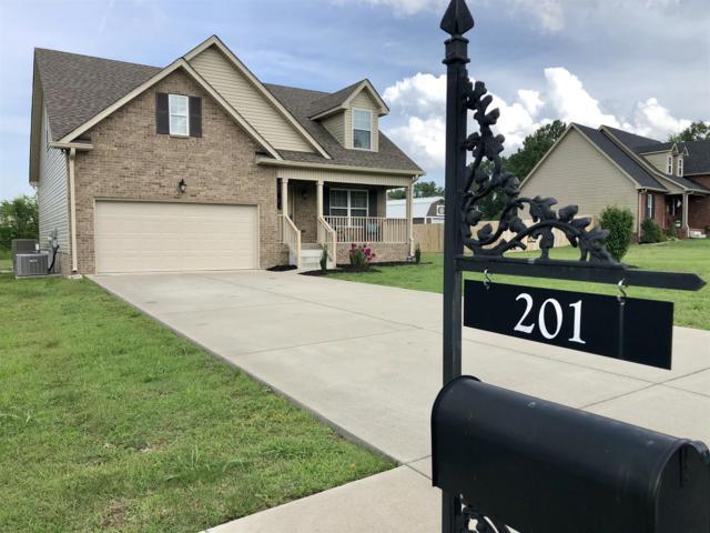 201 Bonnie Oak Dr, Lebanon, TN 37087 (MLS #RTC2054425) :: Village Real Estate