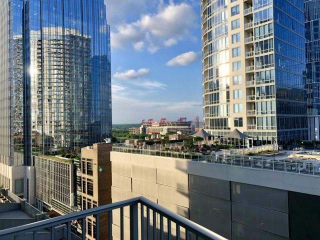 301 Demonbreun St Unit 1011, Nashville, TN 37201 (MLS #RTC2054602) :: DeSelms Real Estate