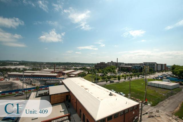 20 Rutledge St #409, Nashville, TN 37210 (MLS #RTC2054859) :: Maples Realty and Auction Co.