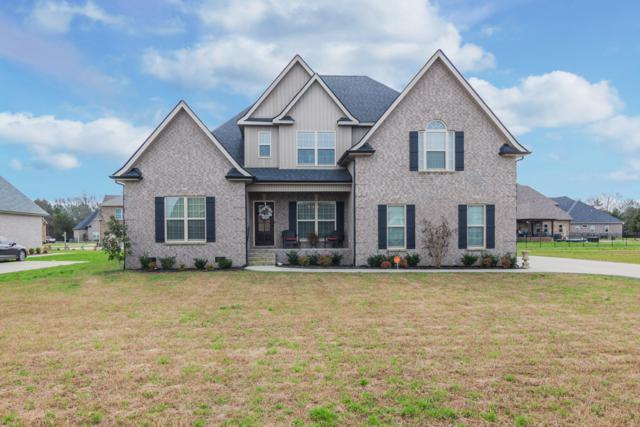 1205 Corina Court Lot 17, Murfreesboro, TN 37128 (MLS #RTC2054879) :: Clarksville Real Estate Inc