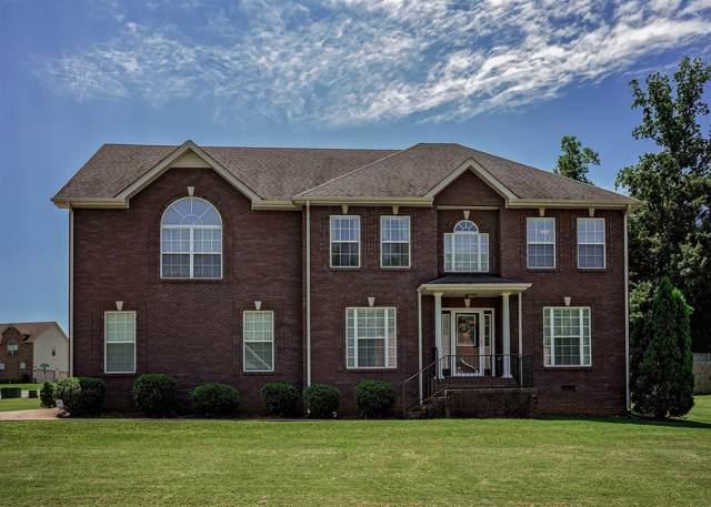 3198 Cross Ridge Drive, Clarksville, TN 37040 (MLS #RTC2054891) :: REMAX Elite