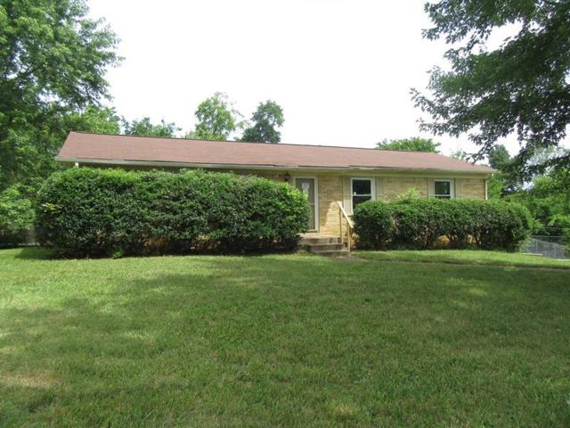 207 Hermitage Rd, Clarksville, TN 37042 (MLS #RTC2055057) :: Cory Real Estate Services