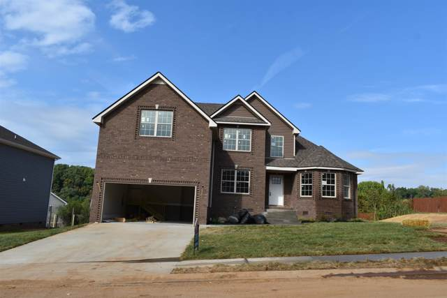 8 Kingstons Cove, Clarksville, TN 37042 (MLS #RTC2055300) :: Village Real Estate
