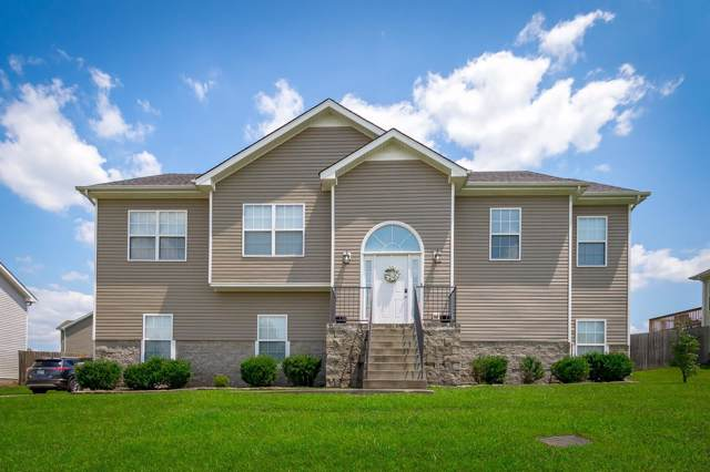 1432 Mutual Dr, Clarksville, TN 37042 (MLS #RTC2055439) :: HALO Realty