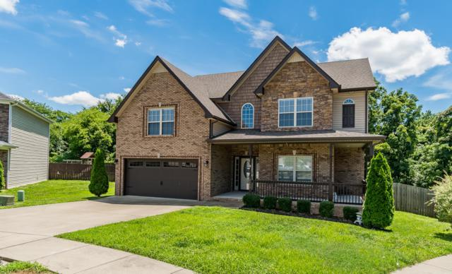 1157 Dygert Ct, Clarksville, TN 37042 (MLS #RTC2055518) :: Cory Real Estate Services