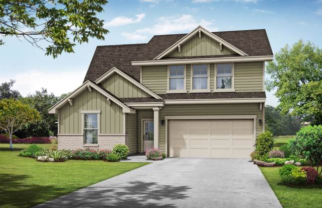 261 Griffin Lane (Lot 34), Gallatin, TN 37066 (MLS #RTC2055567) :: RE/MAX Choice Properties