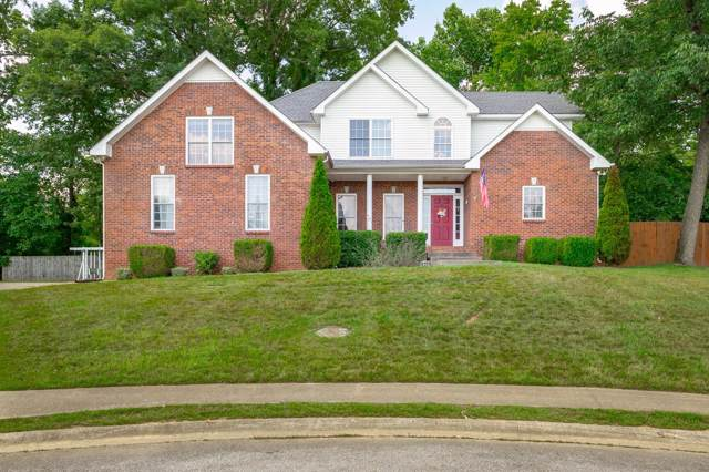 3359 Shetland Way, Clarksville, TN 37043 (MLS #RTC2055685) :: The Group Campbell powered by Five Doors Network