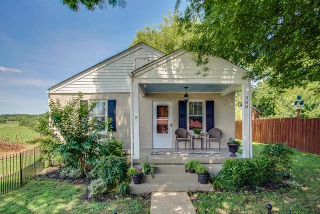 300 S College St, Mount Pleasant, TN 38474 (MLS #RTC2055697) :: Village Real Estate
