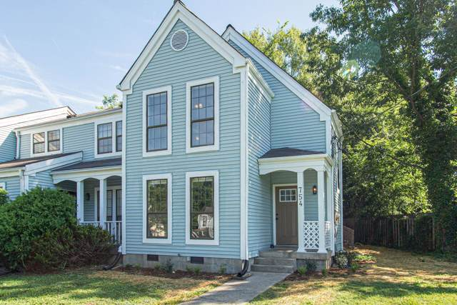 754 Lake Terrace Dr, Nashville, TN 37217 (MLS #RTC2055705) :: RE/MAX Choice Properties