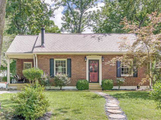 1327 Cardinal Ave, Nashville, TN 37216 (MLS #RTC2055716) :: RE/MAX Choice Properties