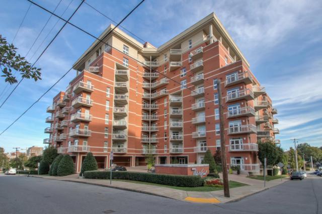 110 31st Ave N Apt 601 #601, Nashville, TN 37203 (MLS #RTC2055767) :: Fridrich & Clark Realty, LLC
