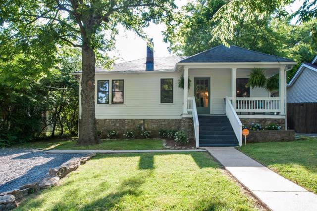 235 37Th Ave N, Nashville, TN 37209 (MLS #RTC2055783) :: Exit Realty Music City