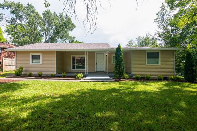 3313 Walton Ln, Nashville, TN 37216 (MLS #RTC2055906) :: The Group Campbell powered by Five Doors Network