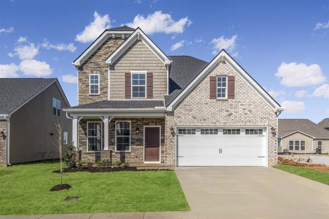 408 Nightcap Lane (Lot 165), Murfreesboro, TN 37128 (MLS #RTC2055920) :: REMAX Elite