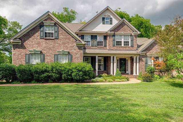 4410 Hunt Pl, Nashville, TN 37215 (MLS #RTC2056047) :: RE/MAX Choice Properties