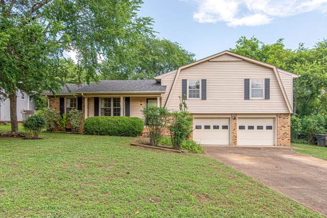 3868 Lake Aire Dr, Nashville, TN 37217 (MLS #RTC2056098) :: Village Real Estate
