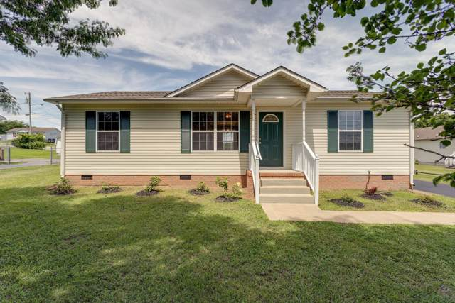 702 S Main St, Mount Pleasant, TN 38474 (MLS #RTC2056234) :: HALO Realty