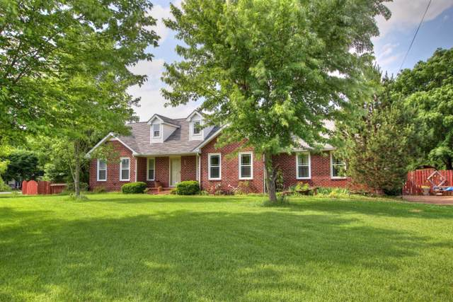 2822 Biggers Dr, Thompsons Station, TN 37179 (MLS #RTC2056255) :: Armstrong Real Estate