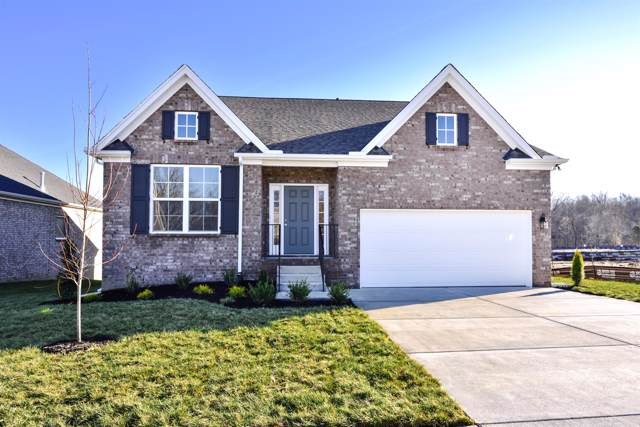 2015 Hedgelawn ( Lot 131) Drive, Lebanon, TN 37087 (MLS #RTC2056372) :: HALO Realty