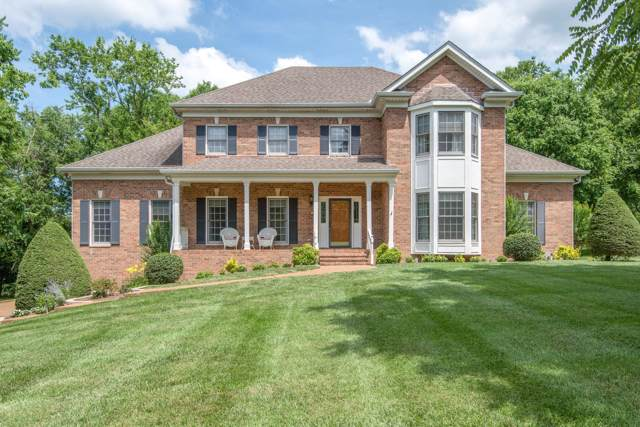 1514 Crockett Hills Blvd, Brentwood, TN 37027 (MLS #RTC2056459) :: Nashville on the Move