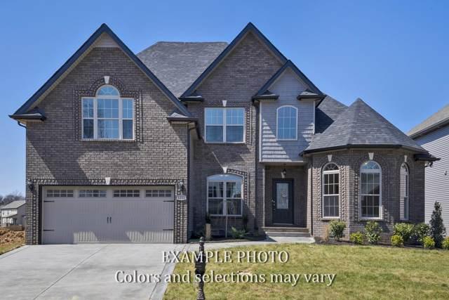 161 Fields Of Northmeade, Clarksville, TN 37042 (MLS #RTC2056514) :: Berkshire Hathaway HomeServices Woodmont Realty