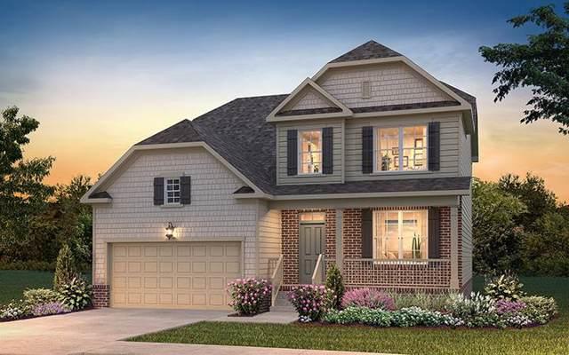 205 Disley Way- Lot 88, Murfreesboro, TN 37128 (MLS #RTC2056516) :: REMAX Elite