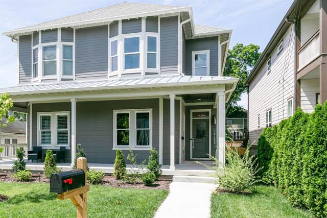 1825B 5th Avenue North, Nashville, TN 37208 (MLS #RTC2056588) :: Village Real Estate
