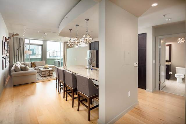 900 20Th Ave S Apt 603 #603, Nashville, TN 37212 (MLS #RTC2056626) :: Christian Black Team