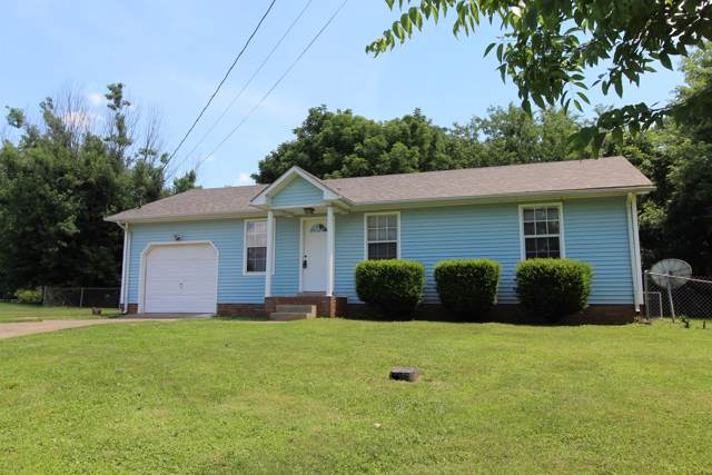 137 Lilian Drive, Oak Grove, KY 42262 (MLS #RTC2056658) :: Village Real Estate