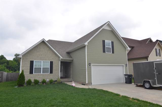 3807 Suiter Rd, Clarksville, TN 37042 (MLS #RTC2056718) :: Cory Real Estate Services