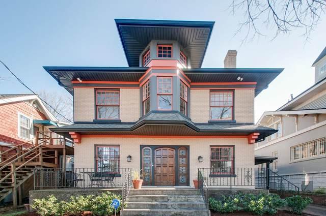 1100 18Th Ave S, Nashville, TN 37212 (MLS #RTC2056875) :: Village Real Estate
