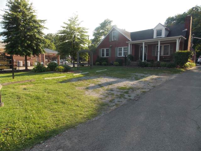 4603 Gallatin Pike, Nashville, TN 37216 (MLS #RTC2056889) :: RE/MAX Homes And Estates