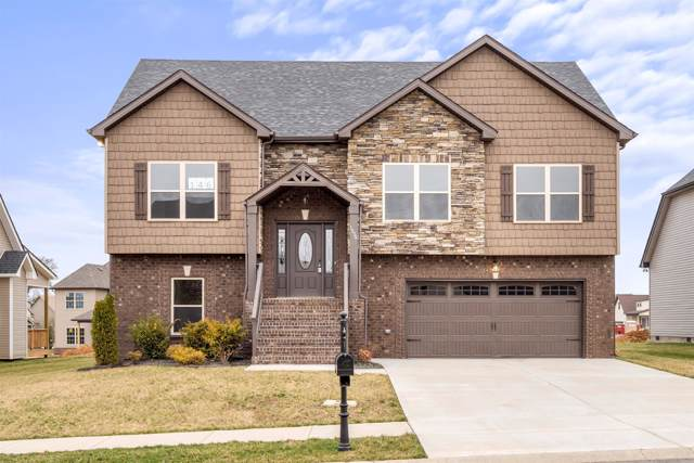 1038 Black Gum Lane, Clarksville, TN 37043 (MLS #RTC2057058) :: Cory Real Estate Services